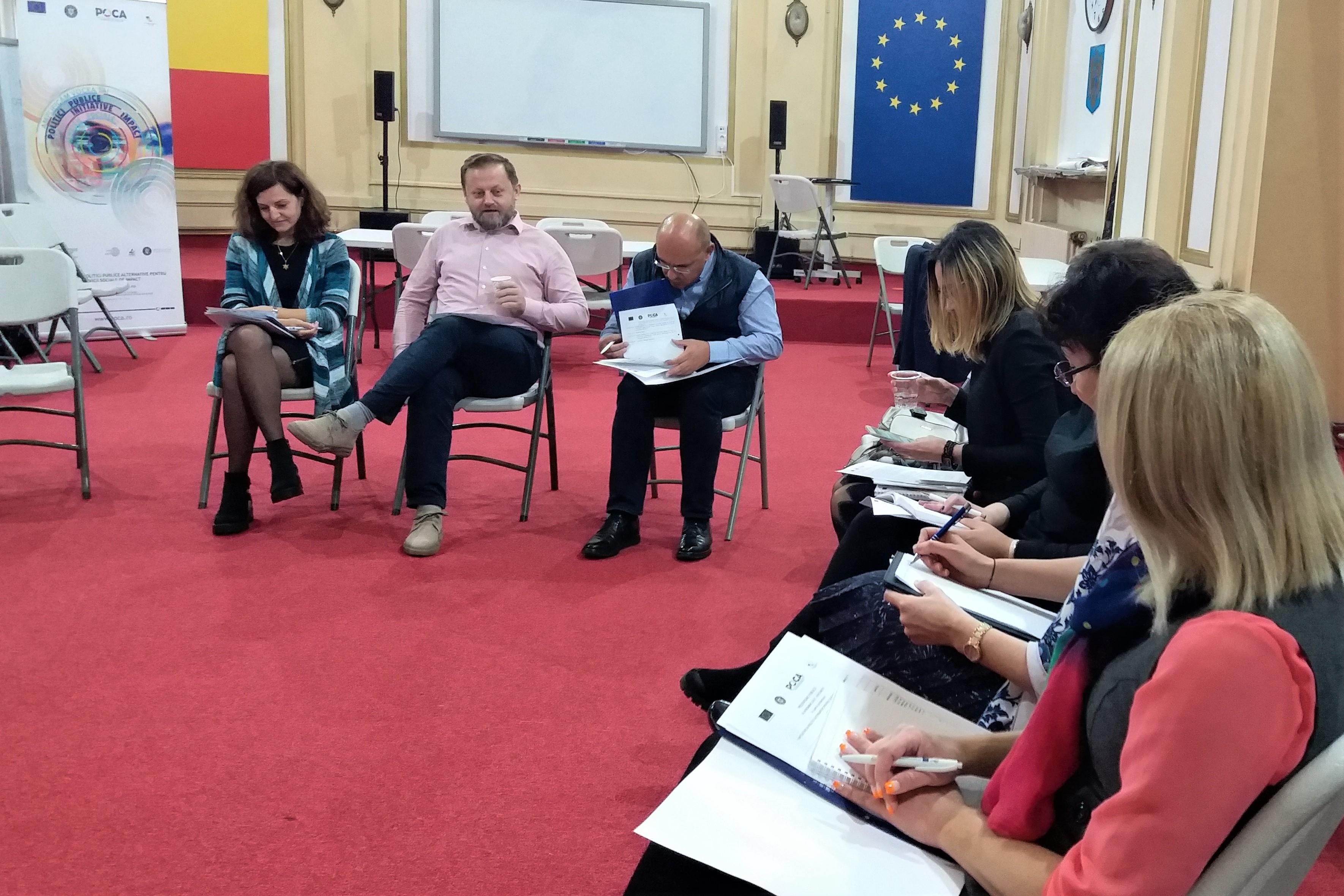"""Bucureștiul găzduiește conferința de închidere a proiectului """"Inițiative în politici publice alternative pentru servicii sociale de impact"""""""